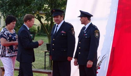 Sázení lípy v polsku