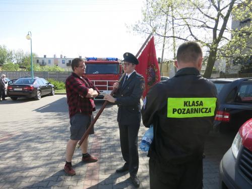 Polsko návštěva u příležitosti vyřazování studentů
