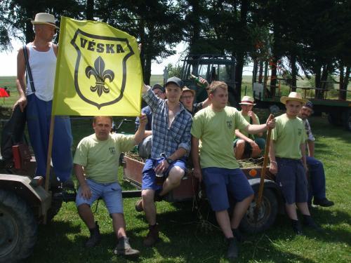 družstvo Véska
